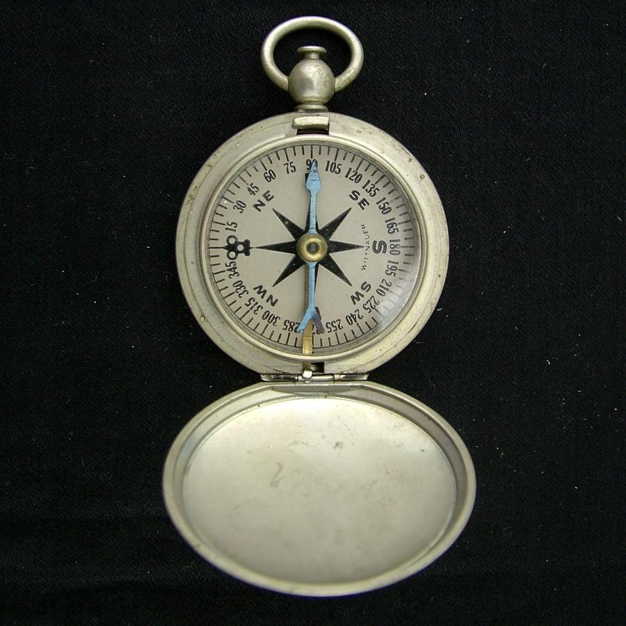 USAAF 'used' pocket compass