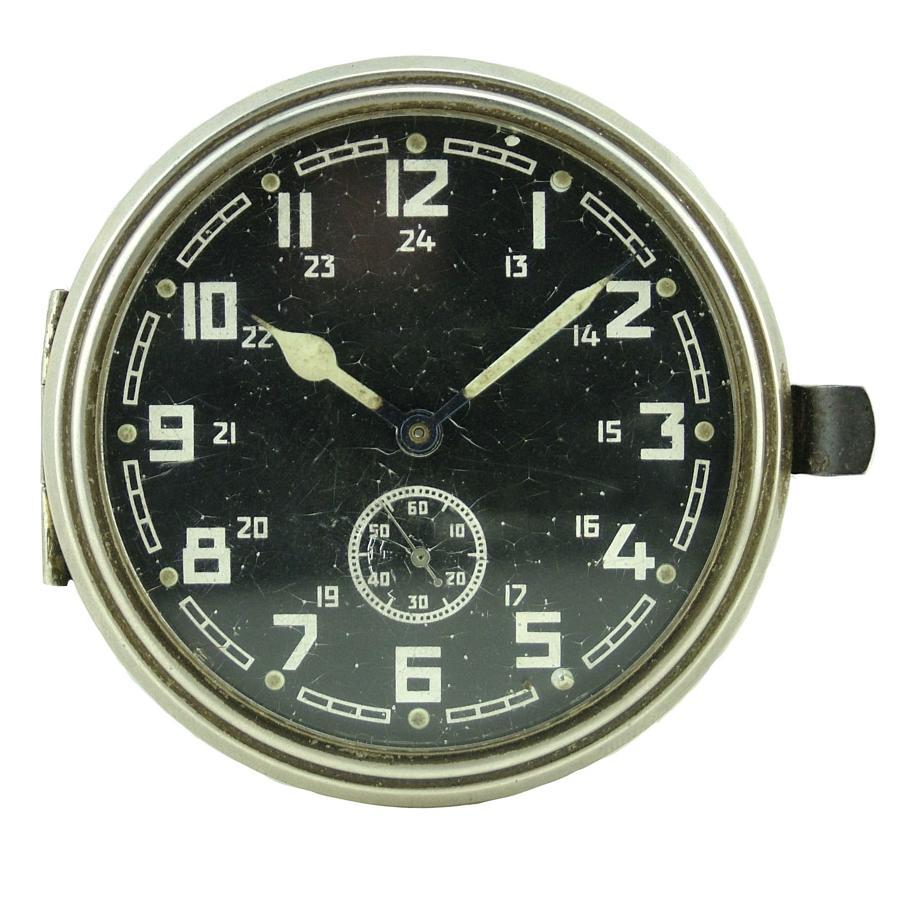 WW2 German officers mess/duty clock
