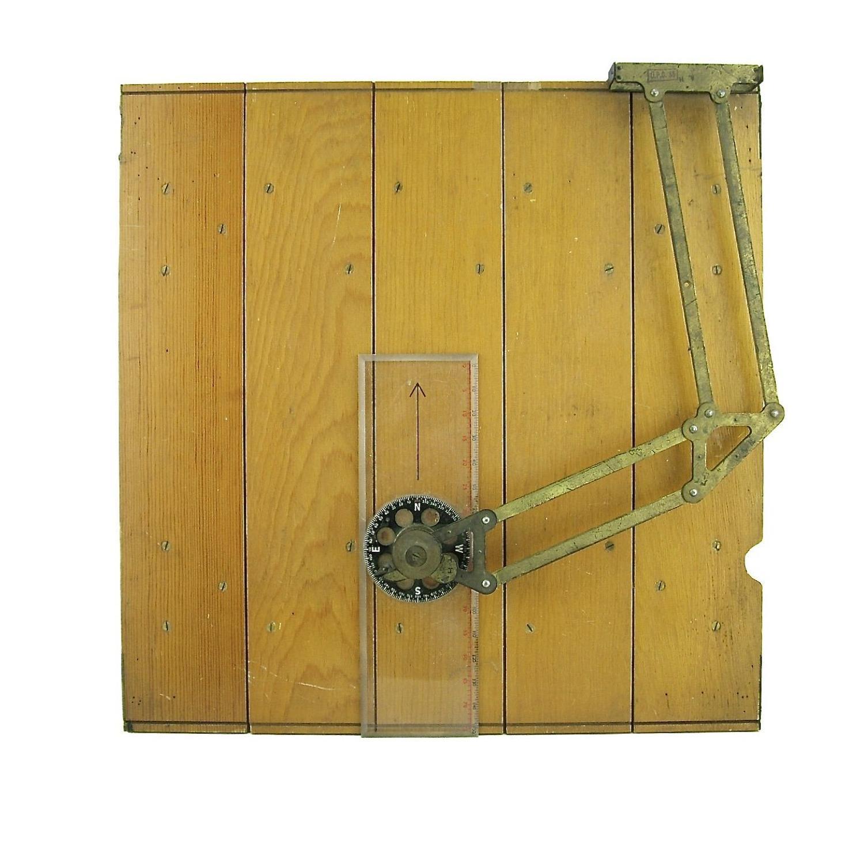 RAF chartboard, type B, Mk.2