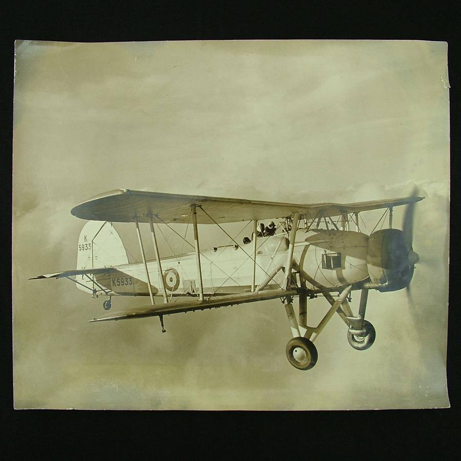 Photograph - Swordfish bomber