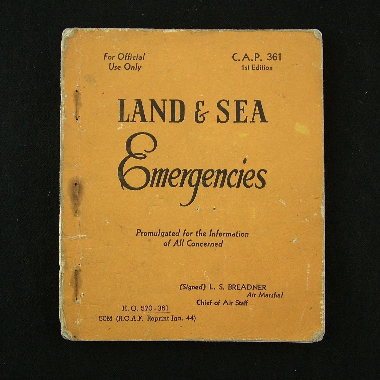 RCAF - Land & Sea Emergencies