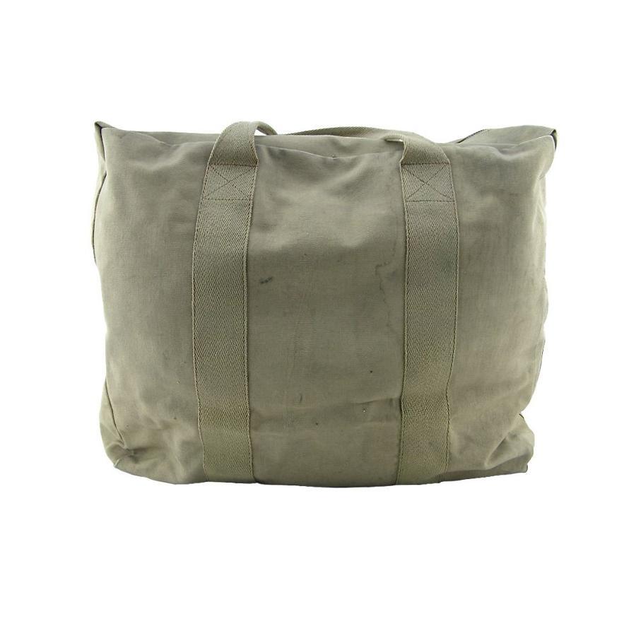 RCAF / RAF parachute bag