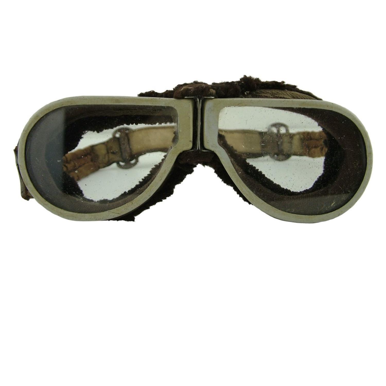 RAF Mk.II flying goggles