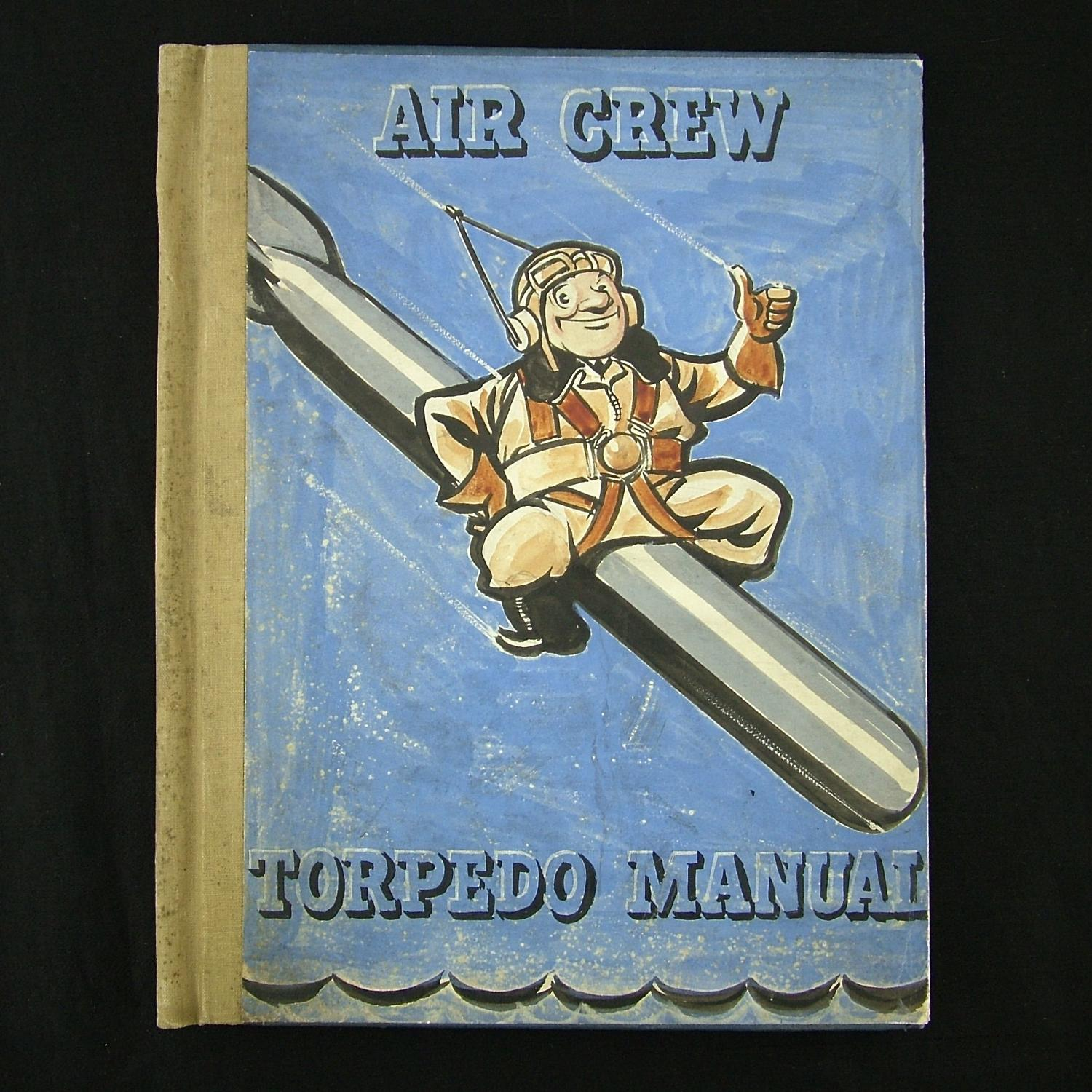 RAF / FAA aircrew torpedo manual