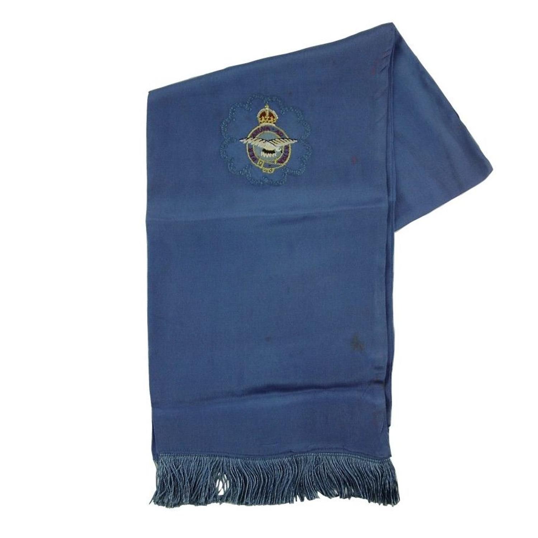 RAF fighter pilot 'type' scarf