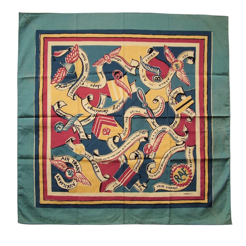 RAF propaganda scarf