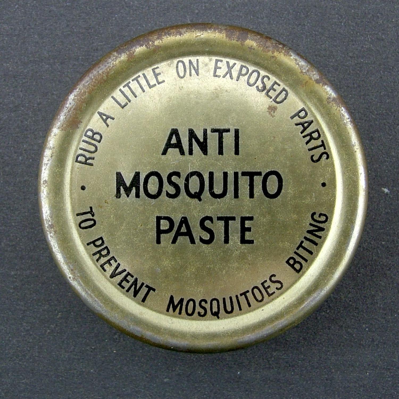 RAF survival kit mosquito repellant
