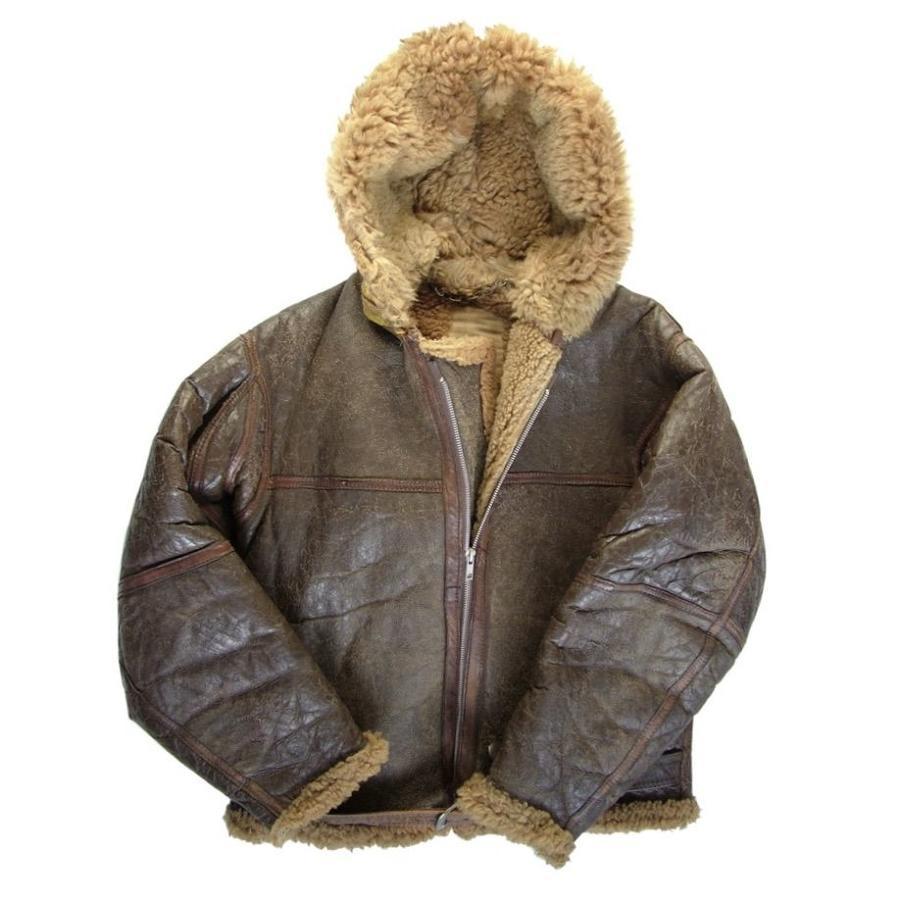 RAF / FAA Irvin flying jacket - hooded