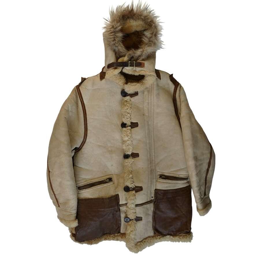 USAAF B-7 winter flying jacket