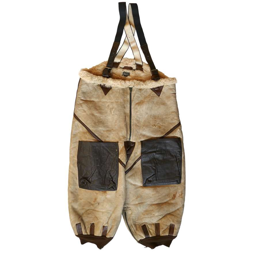 USAAF A-6 winter flying trousers