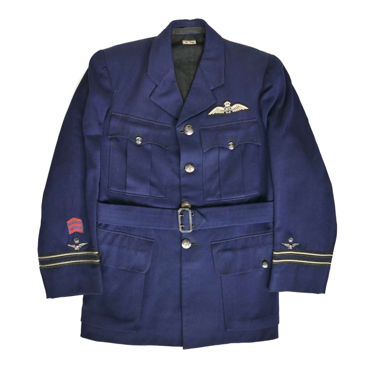 RAAF pilot's service dress tunic
