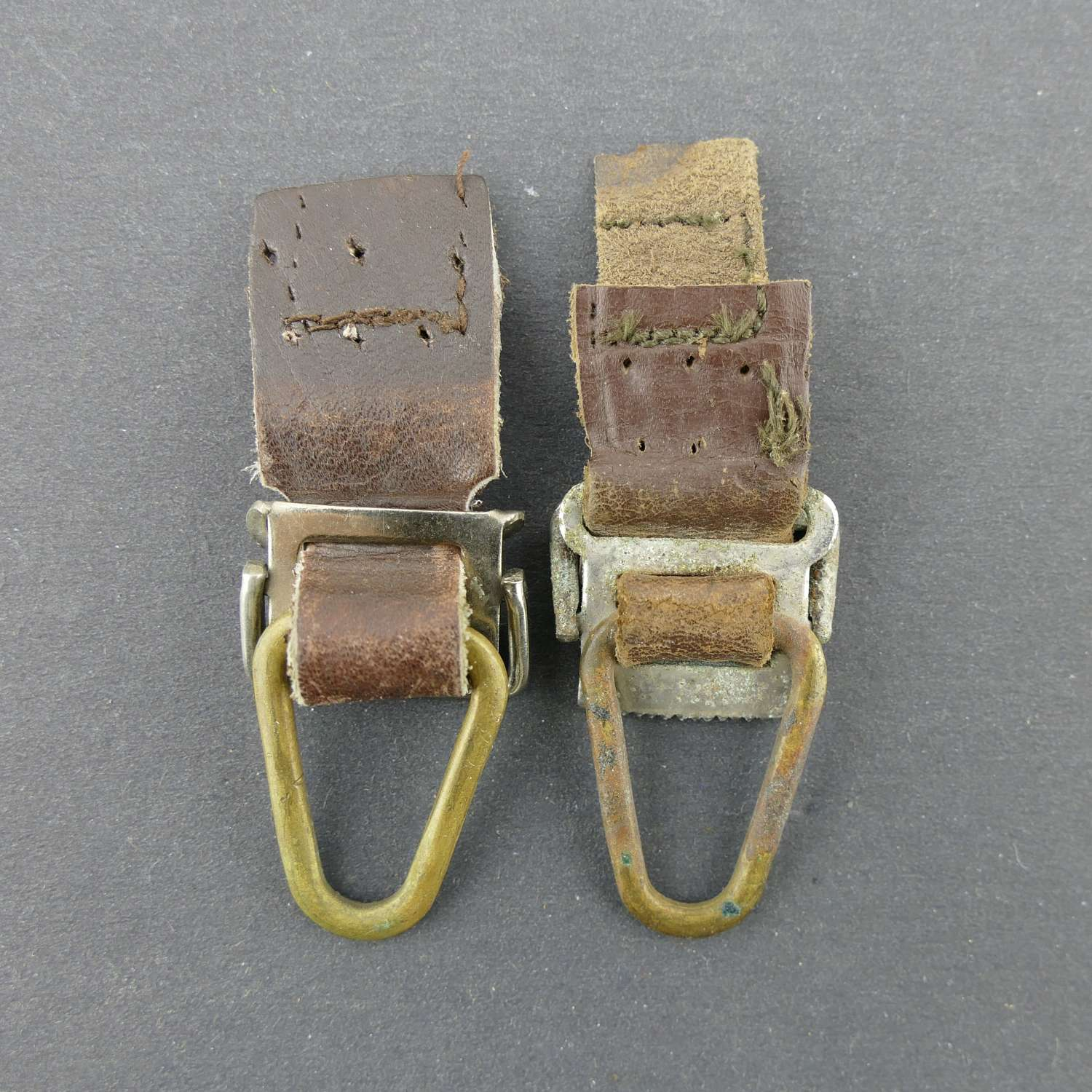 RAF flying helmet Bennetts buckles