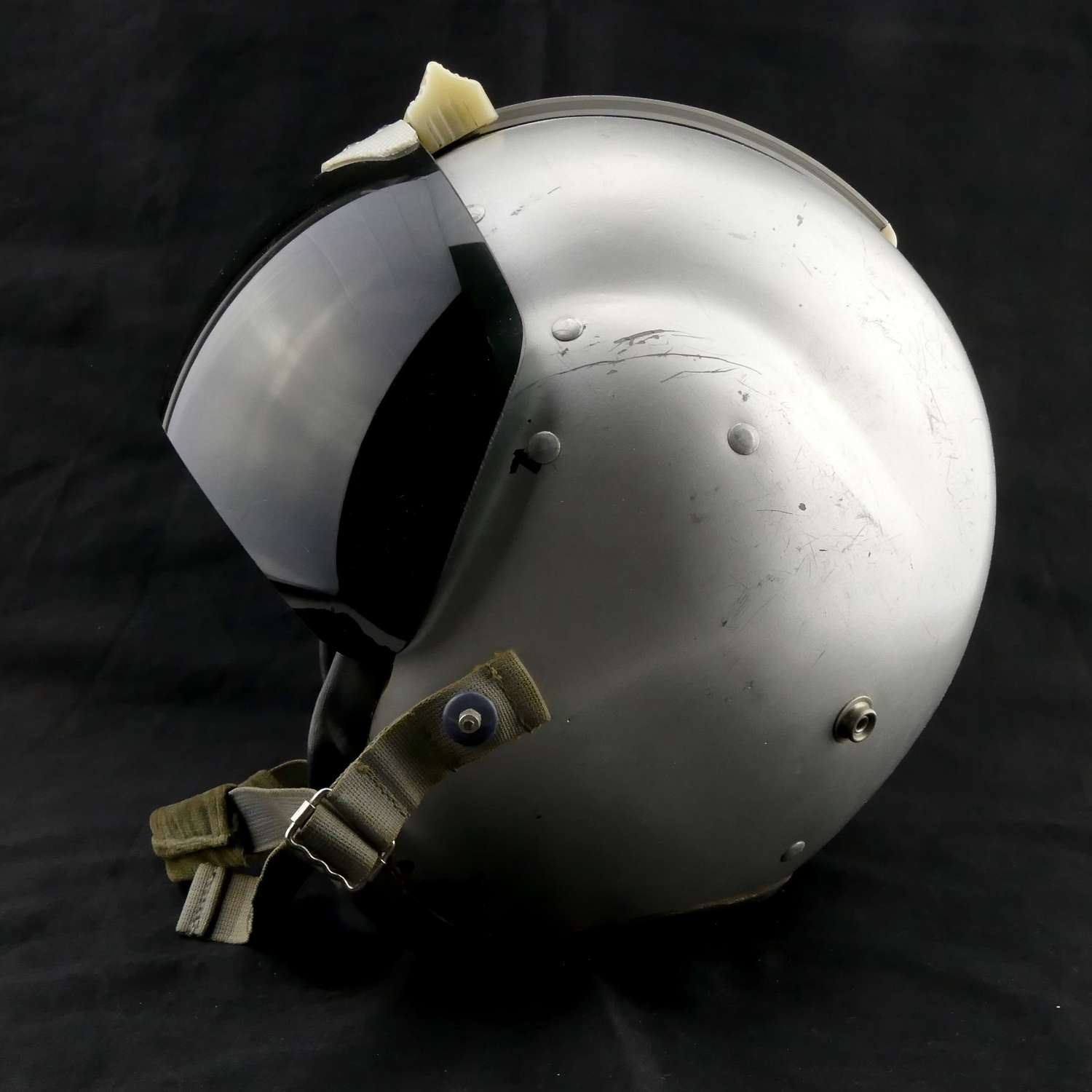RAF Mk.1 flying helmet - modified