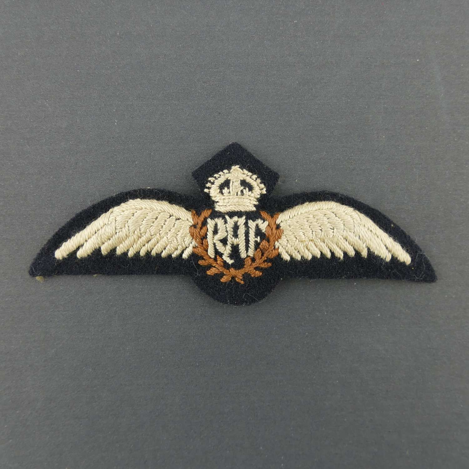RAF pilot wing - padded