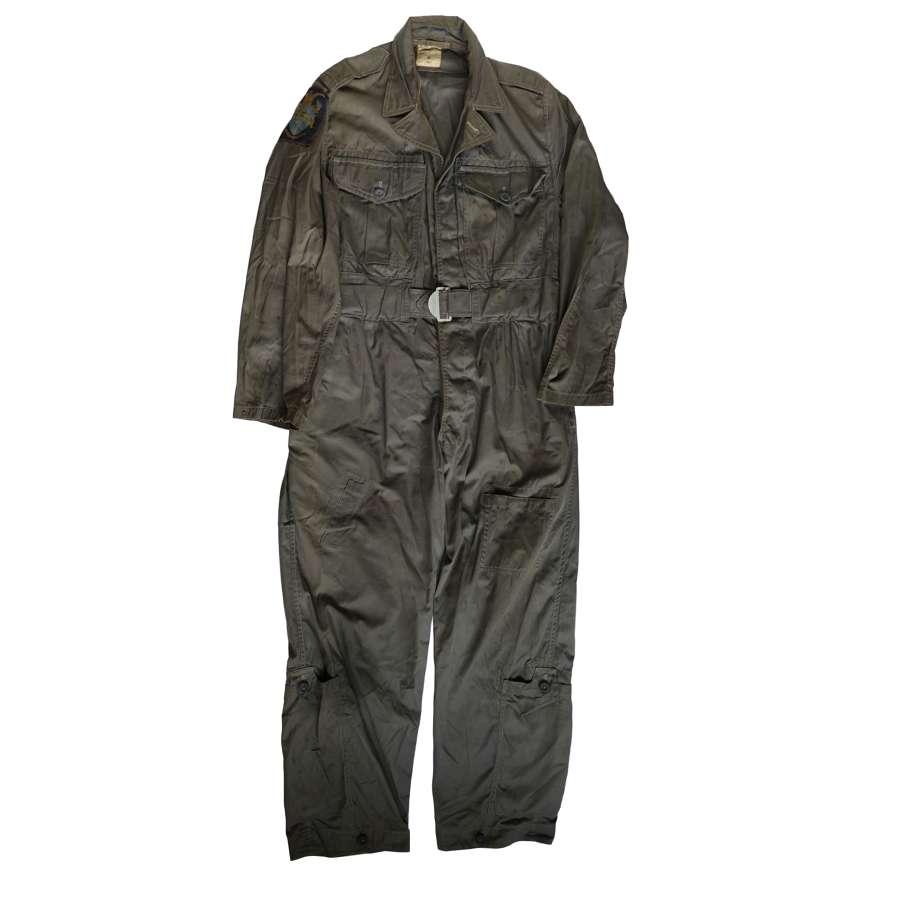 RAF 1951 pattern ventile flying suit