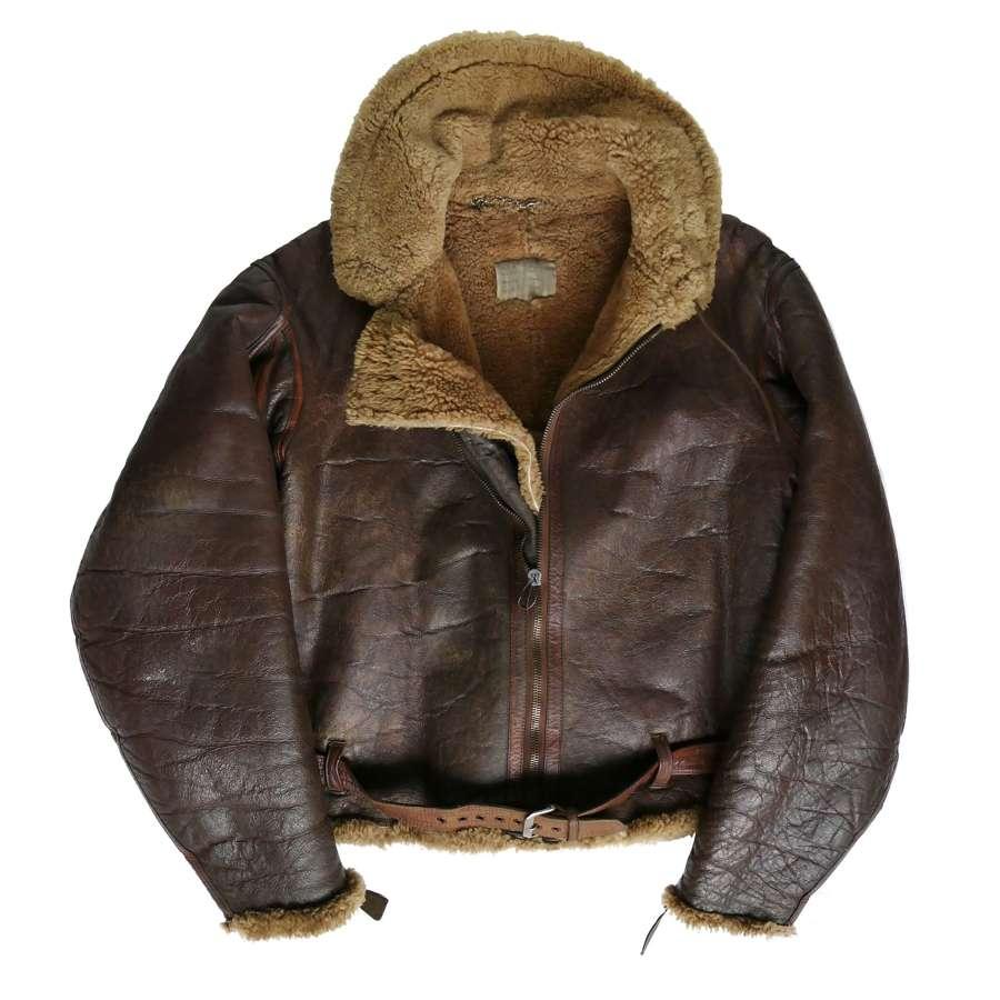 RAF Irvin flying jacket, 1940 dated