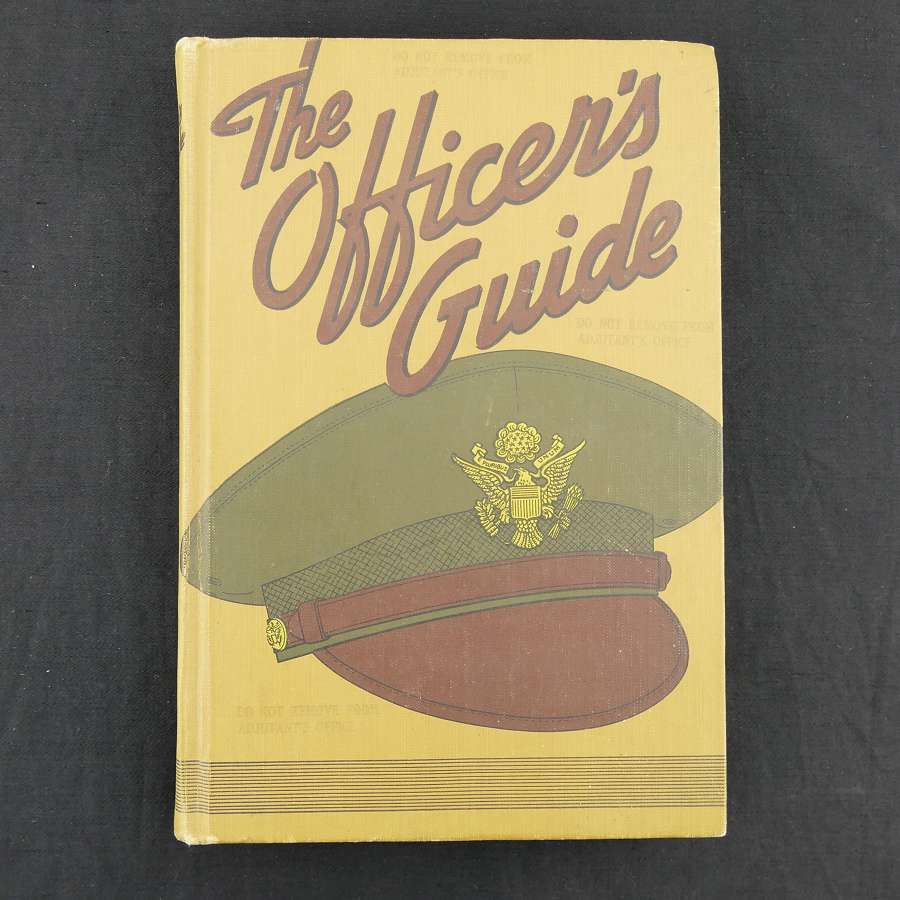 The Officer's Guide c.1943
