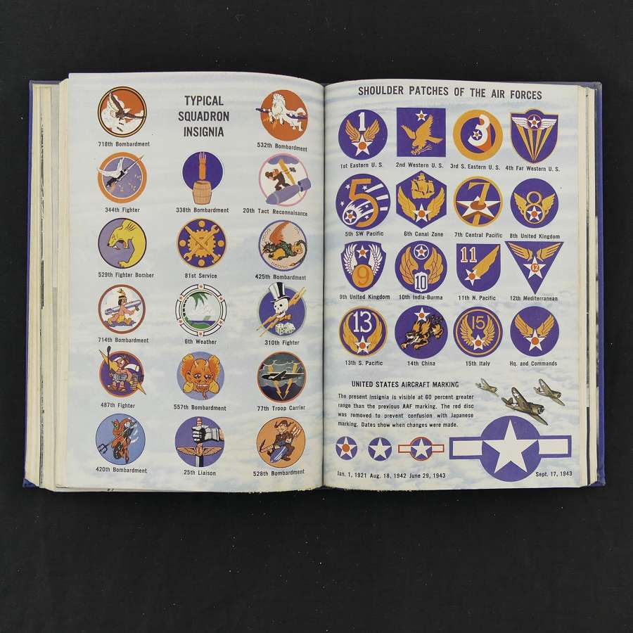 The Official Guide to the AAF, 1944, 1st edition