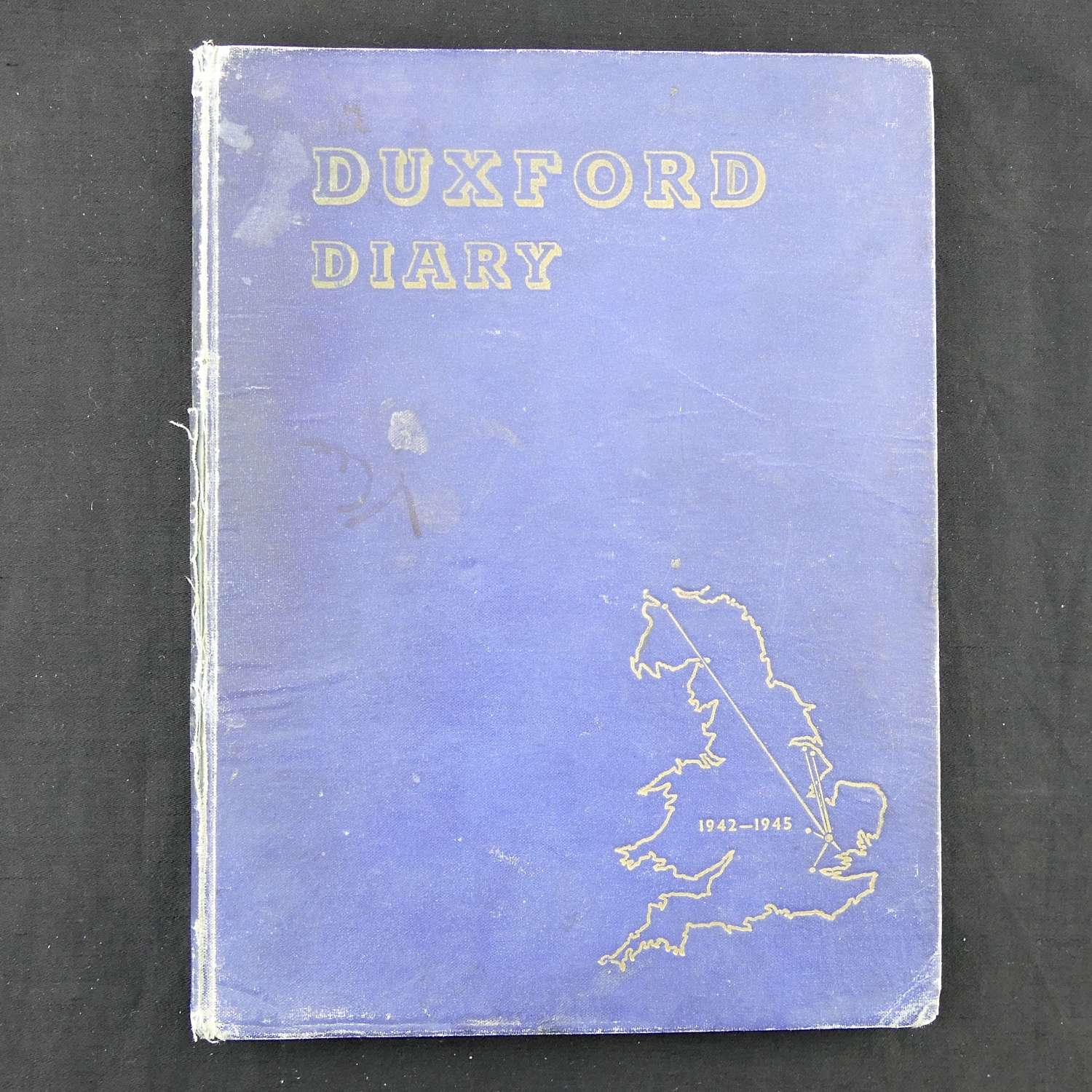 Duxford Diary 1942 - 1945, 1st edition