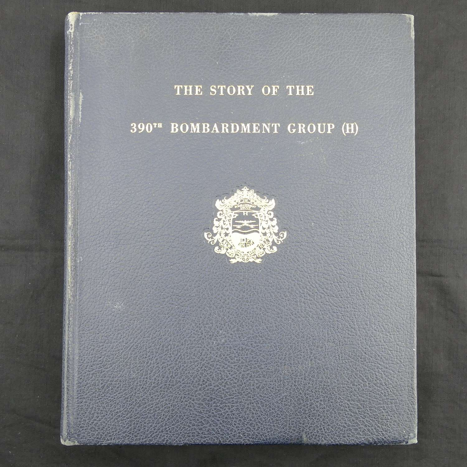 The Story Of The 390th Bombardment Group (H) - Rare original copy