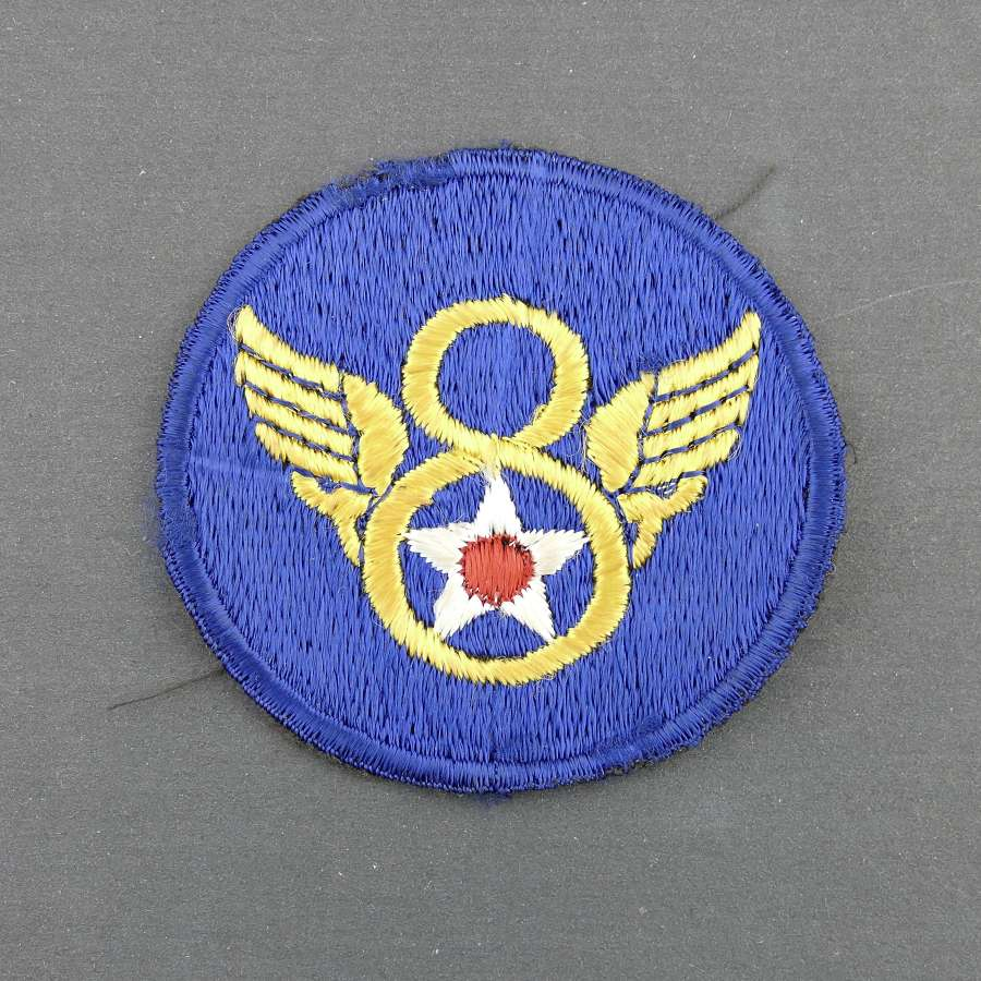 USAAF 8th AAF shoulder patch