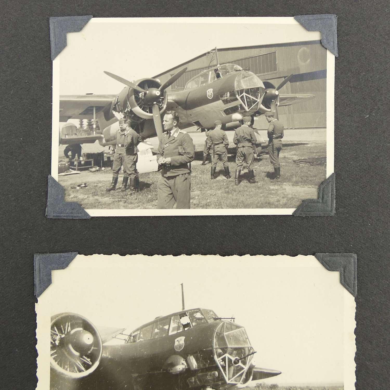 Luftwaffe photograph album