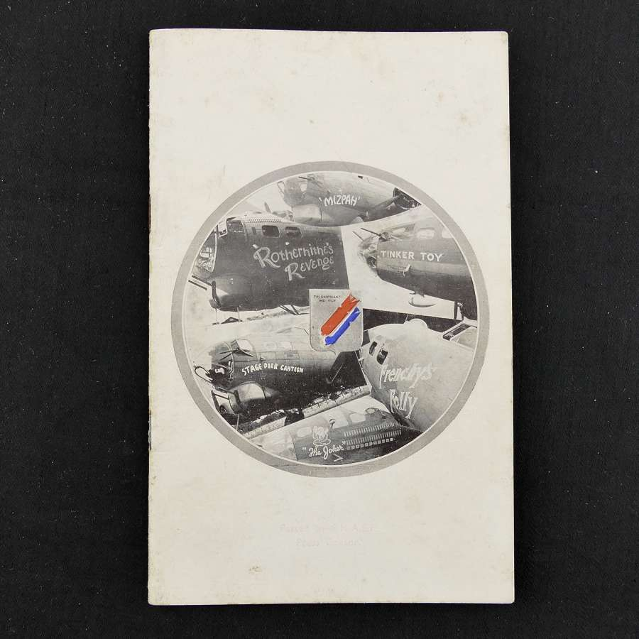 USAAF 381st Bomb Group - 432nd Air Service Group history