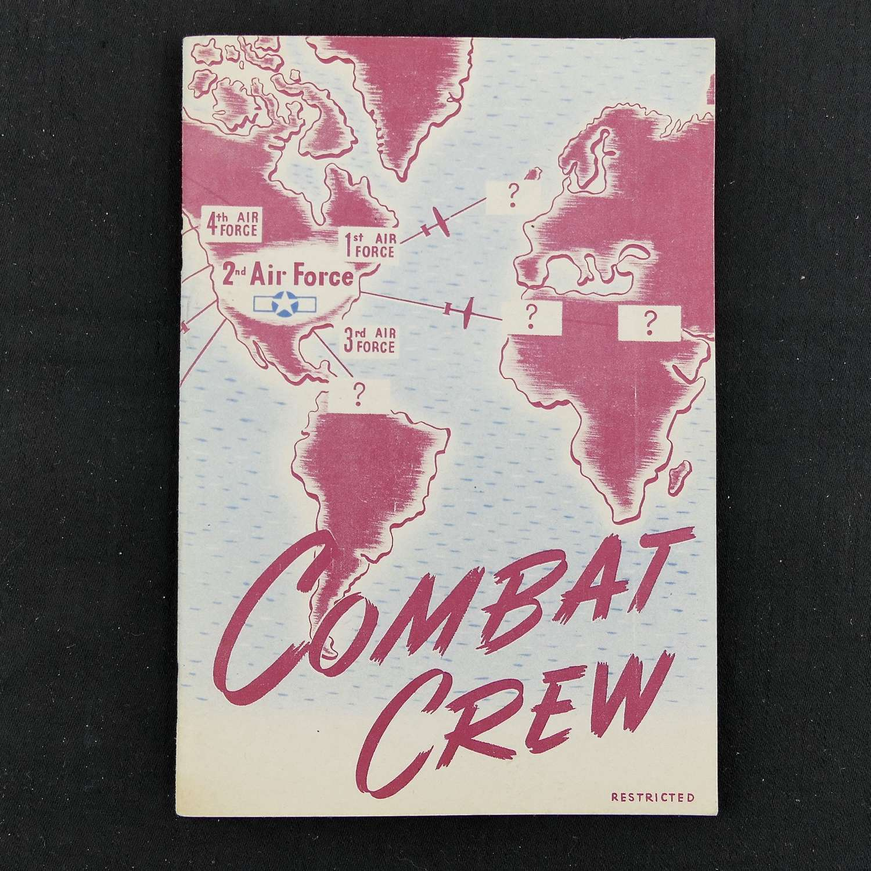 USAAF Combat Crew