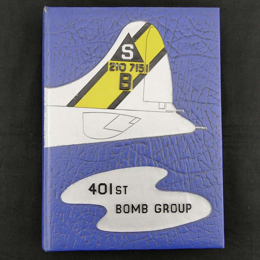 USAAF 401st Bomb Group unit history