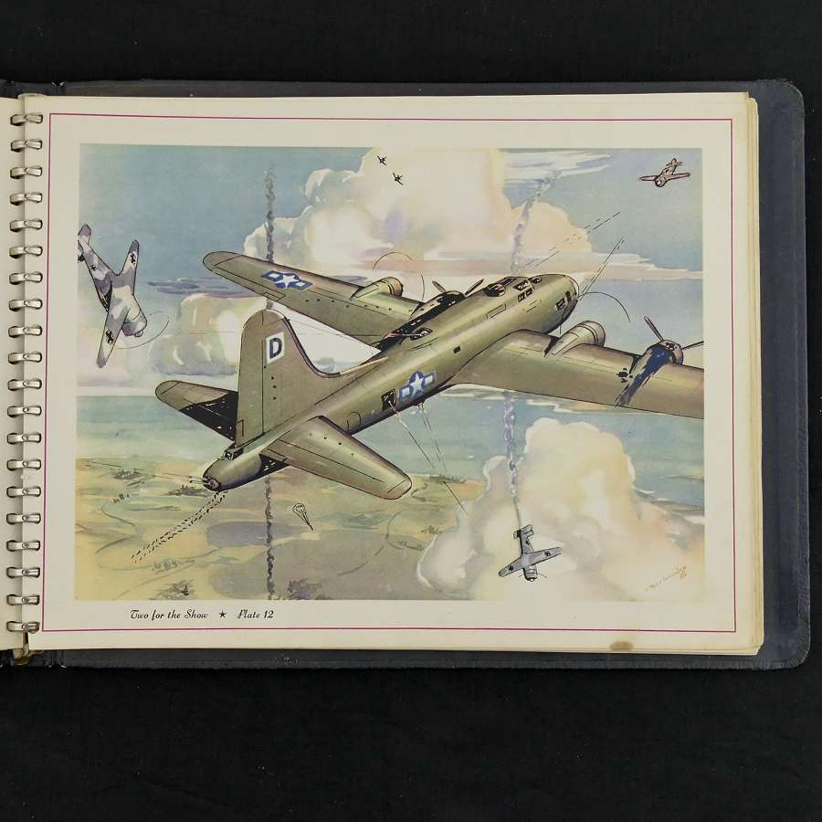 Not As Briefed - Rare AAF P-o-W book, 460th BG history