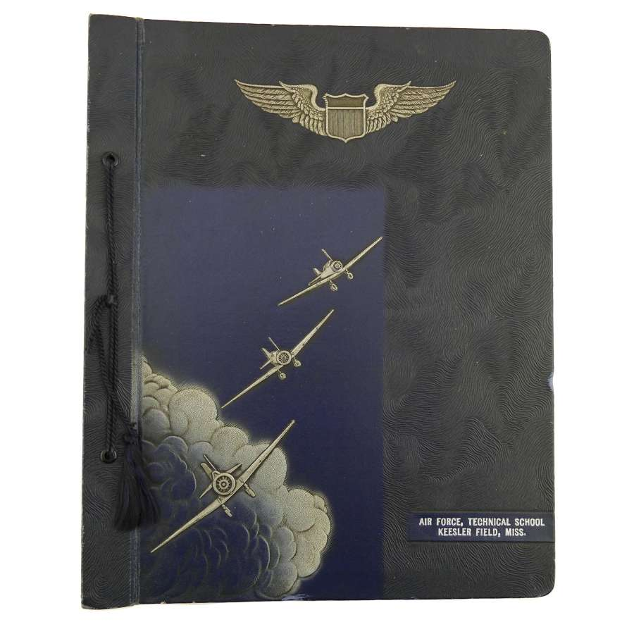 USAAF photo album