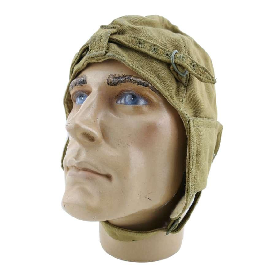 RAF training helmet, 1940 dated