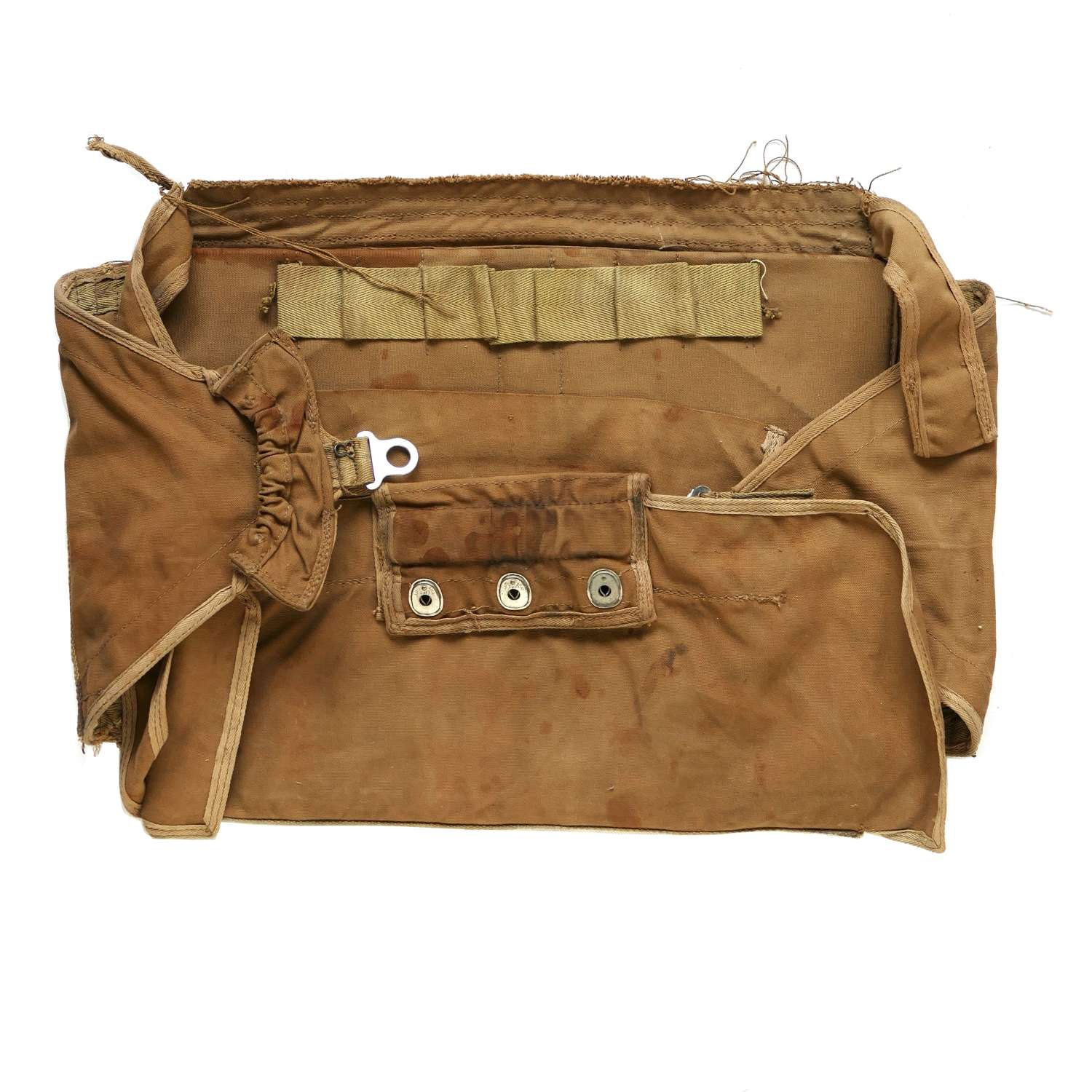RAF chest type parachute pack