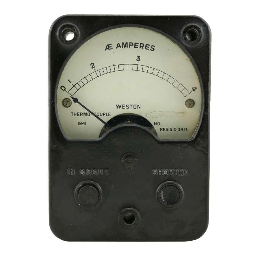 RAF T1154 aerial current meter, 1941