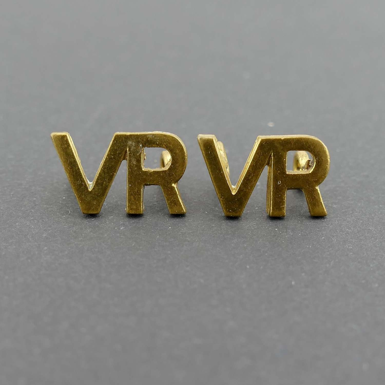 RAF VR insignia - small