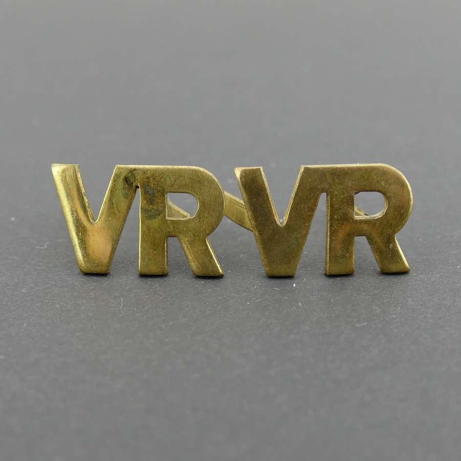 RAF VR insignia - large