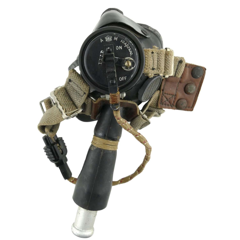 RAF type E* oxygen mask