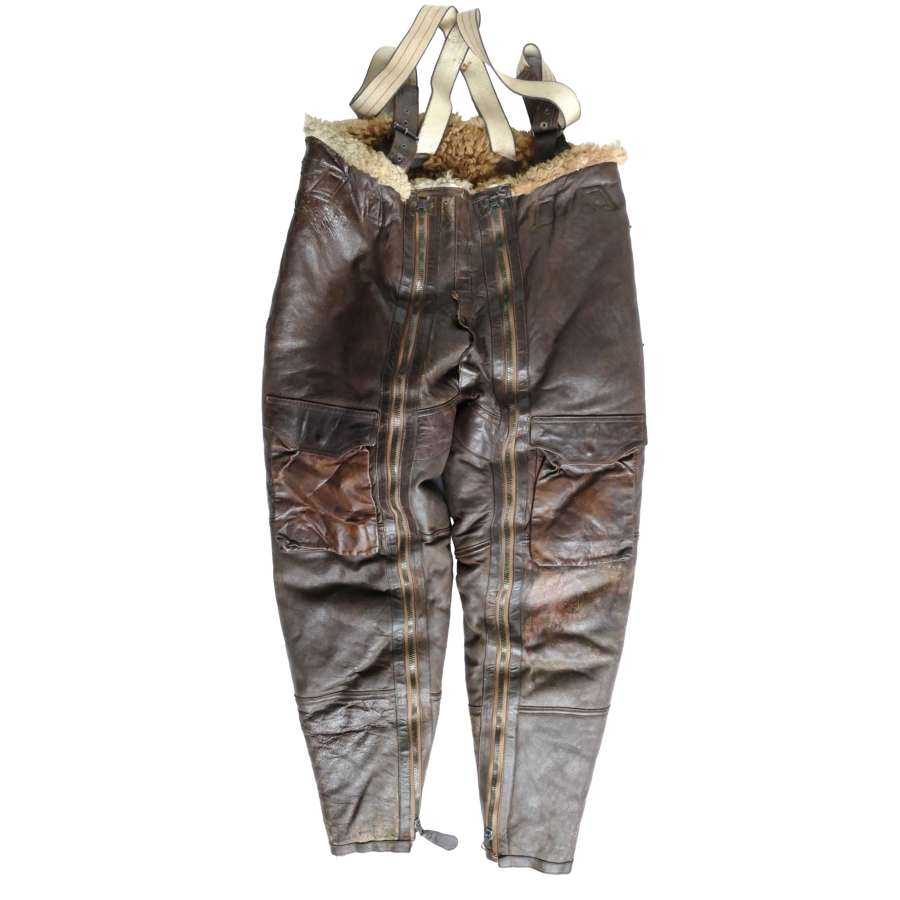 RAF Irvin flying suit  trousers