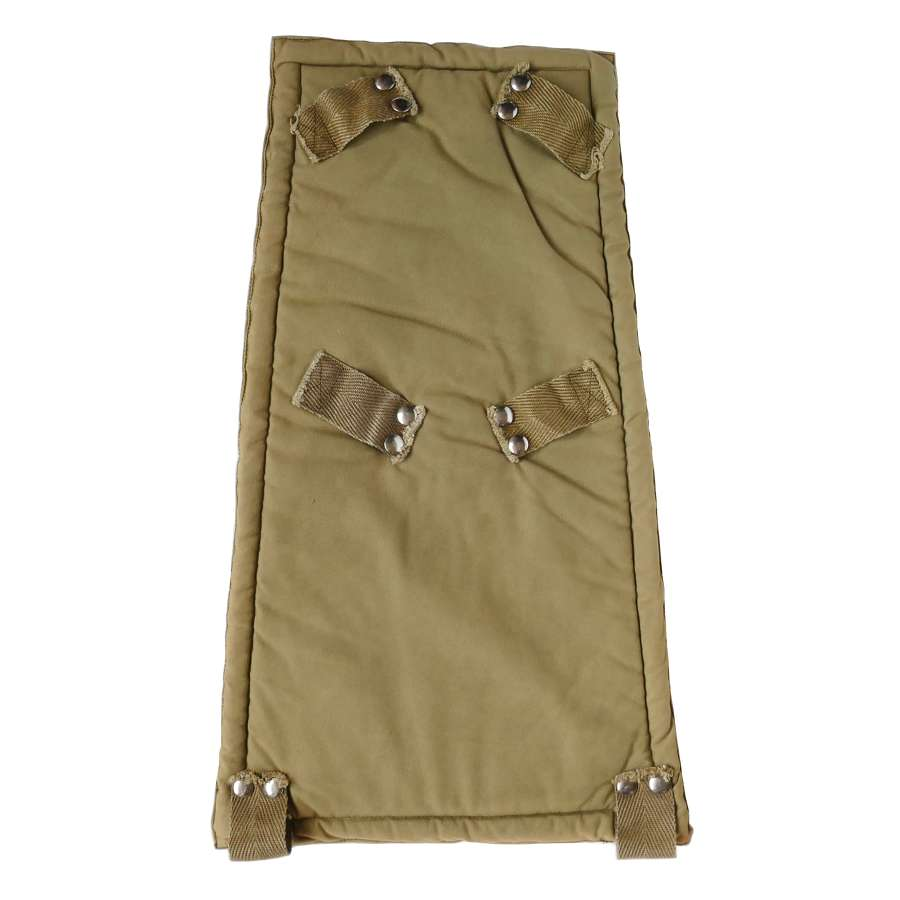 RCAF / RAF parachute harness backpads