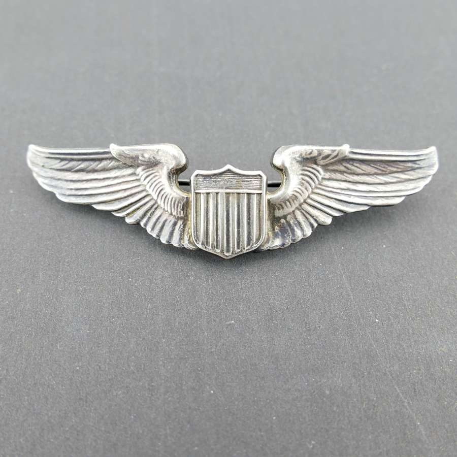 USAAF pilot wing