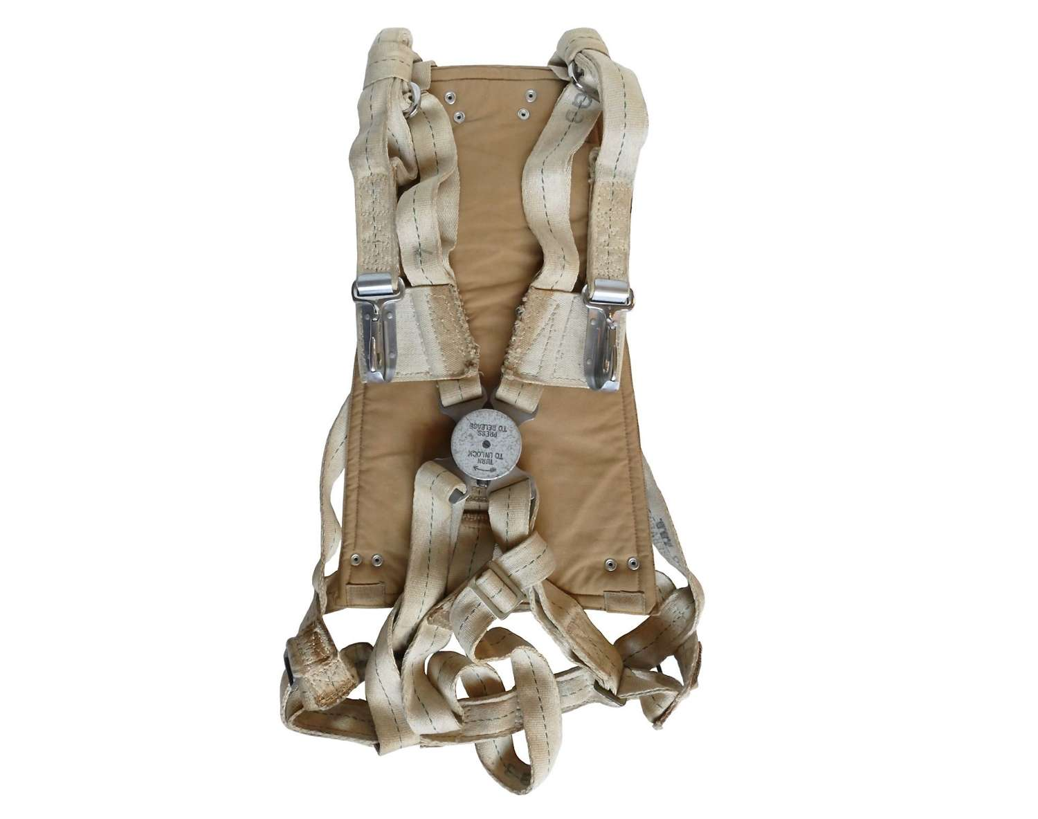 RAF Observer parachute harness