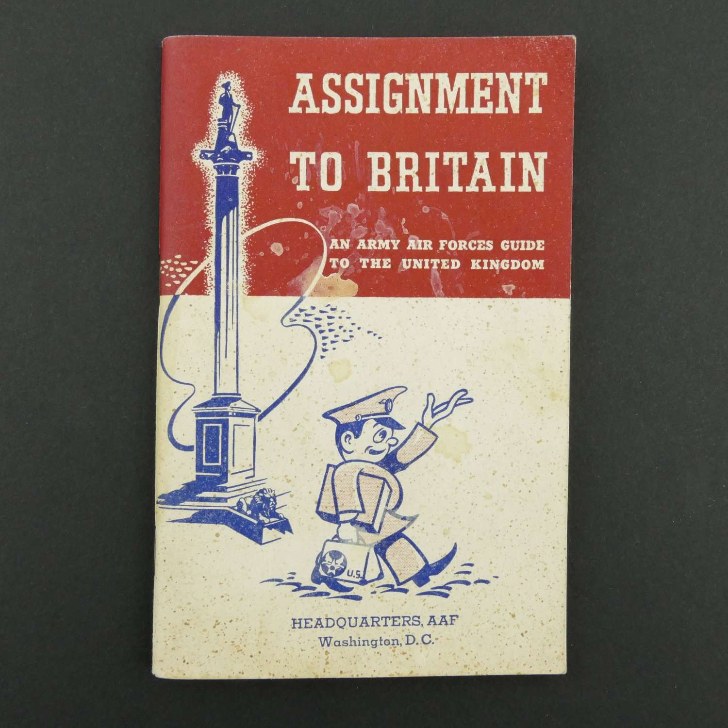 Assignment to Britain - An AAF Guide to the UK
