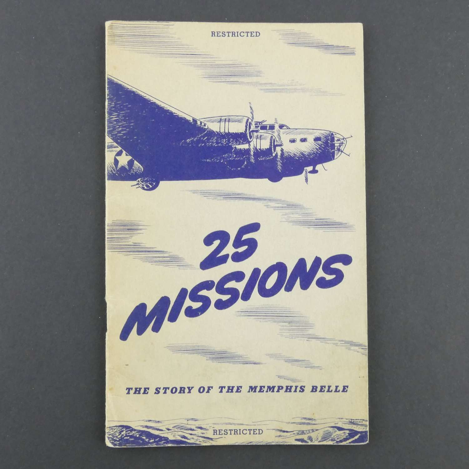 25 Missions - The Story of the Memphis Belle, 1943