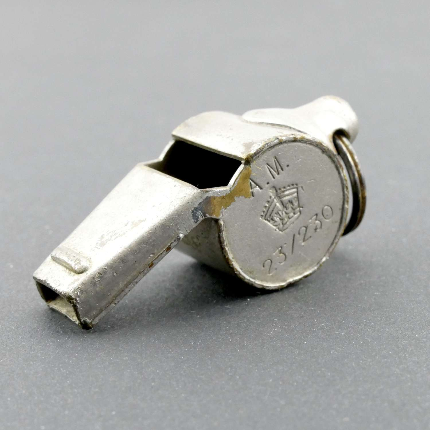 RAF / Air Ministry 'ditching' whistle
