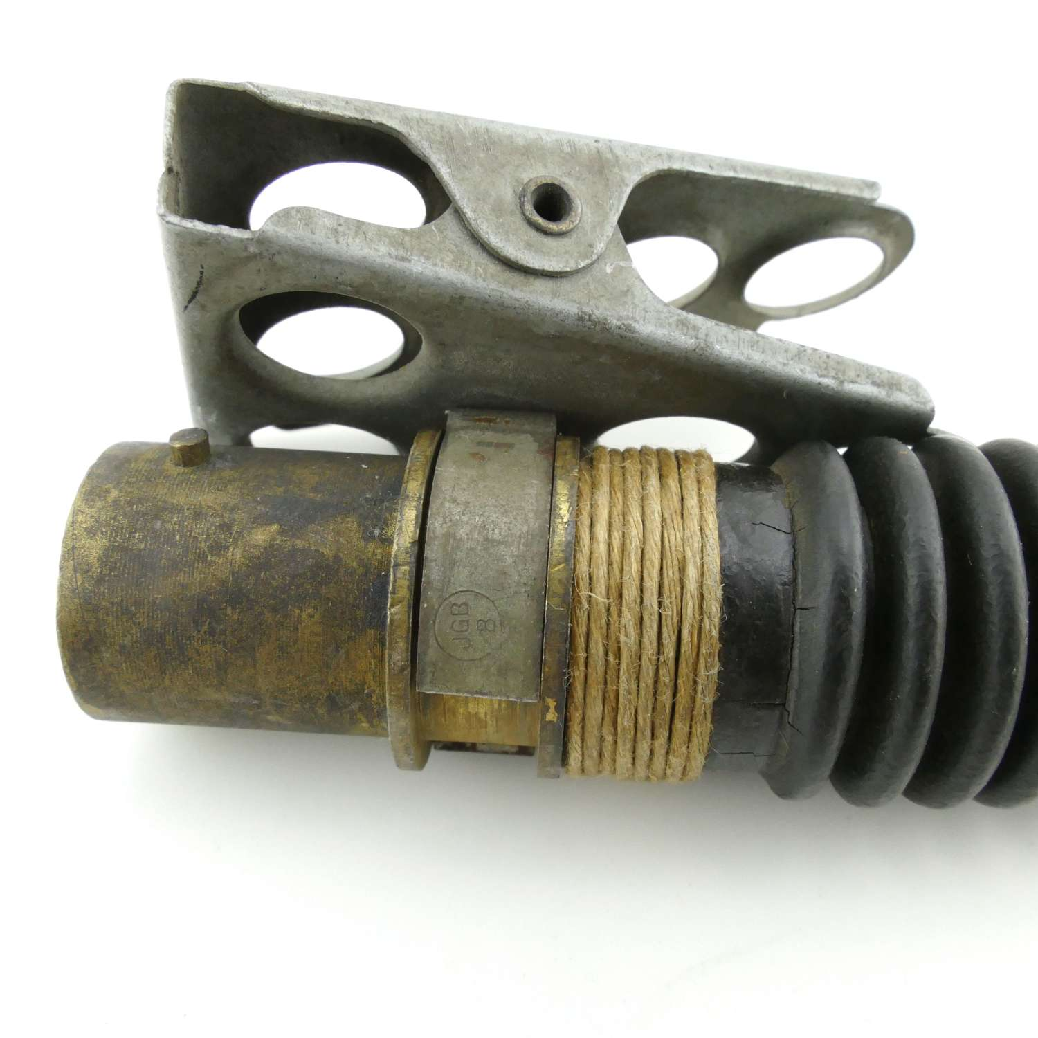 RAF oxygen mask tube /connectors, early