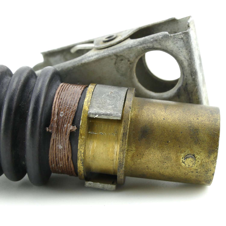 RAF oxygen mask tube / connectors
