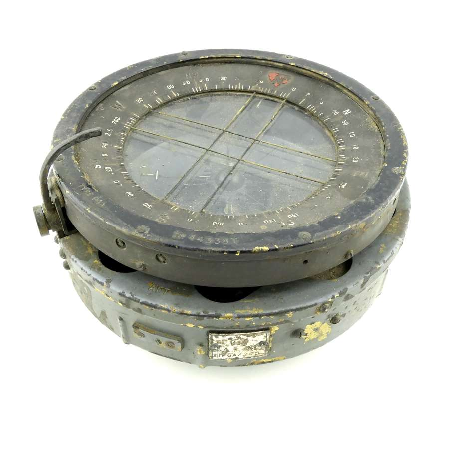 Air Ministry P-4A aircraft compass