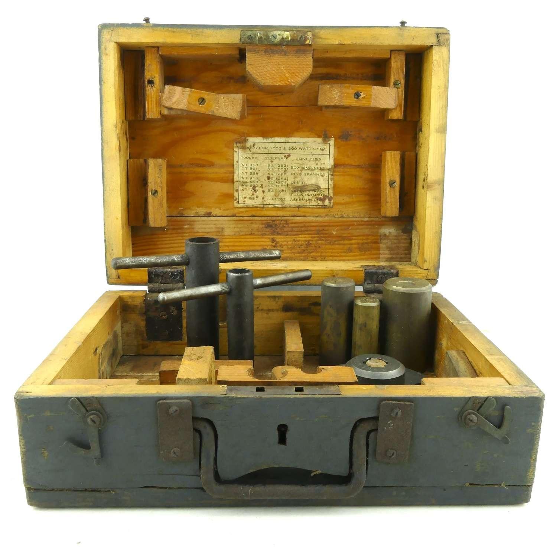 RAF station tool set