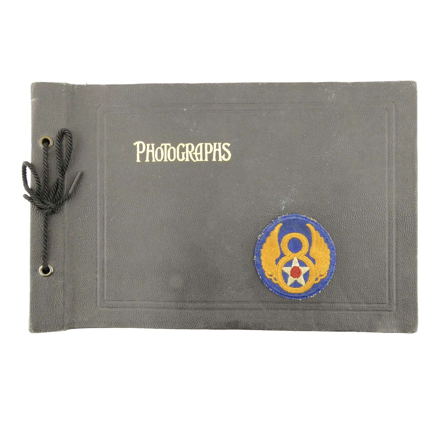 USAAF 8th AAF photograph album, HQ 2nd Bomb Division, Norwich