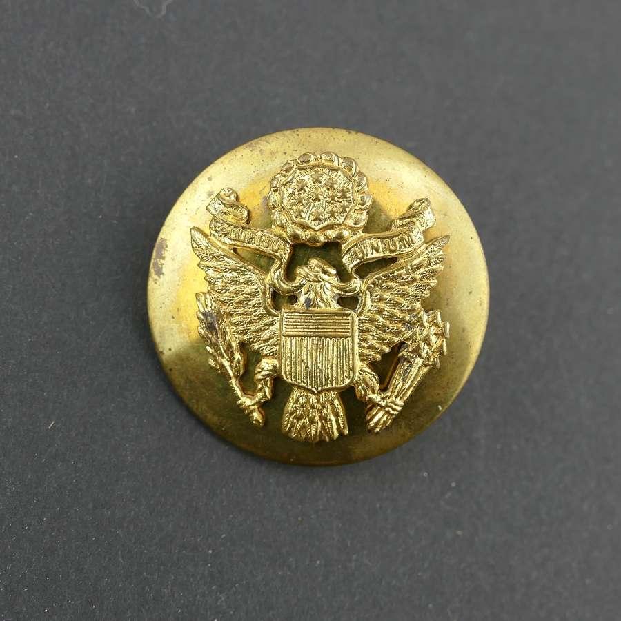 US / USAAF cap badge